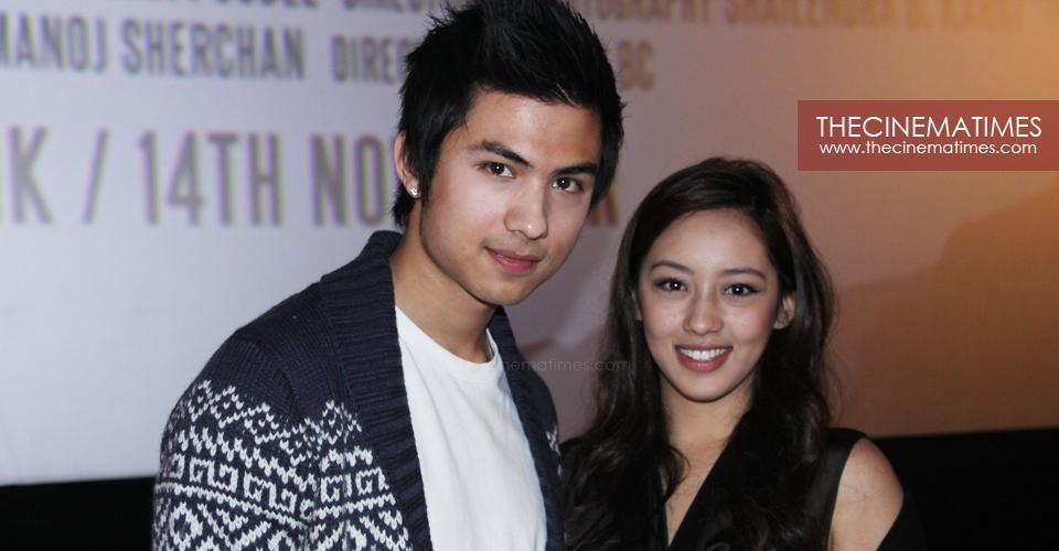 Nepali movie JERRYY press meet