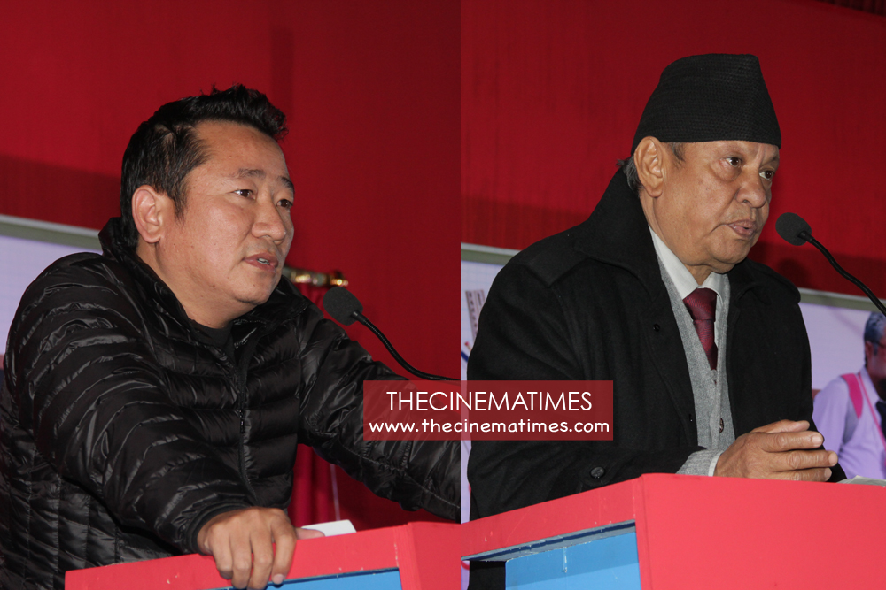 Nepali cinema Gopi Krishna film announcement