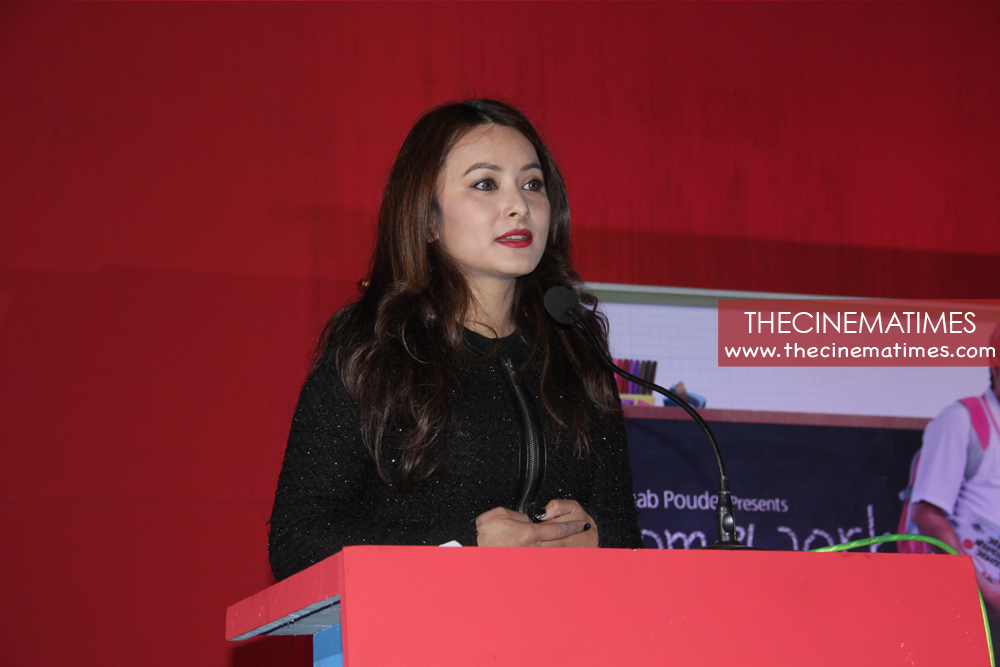 Namrata Shrestha, Nepali cinema