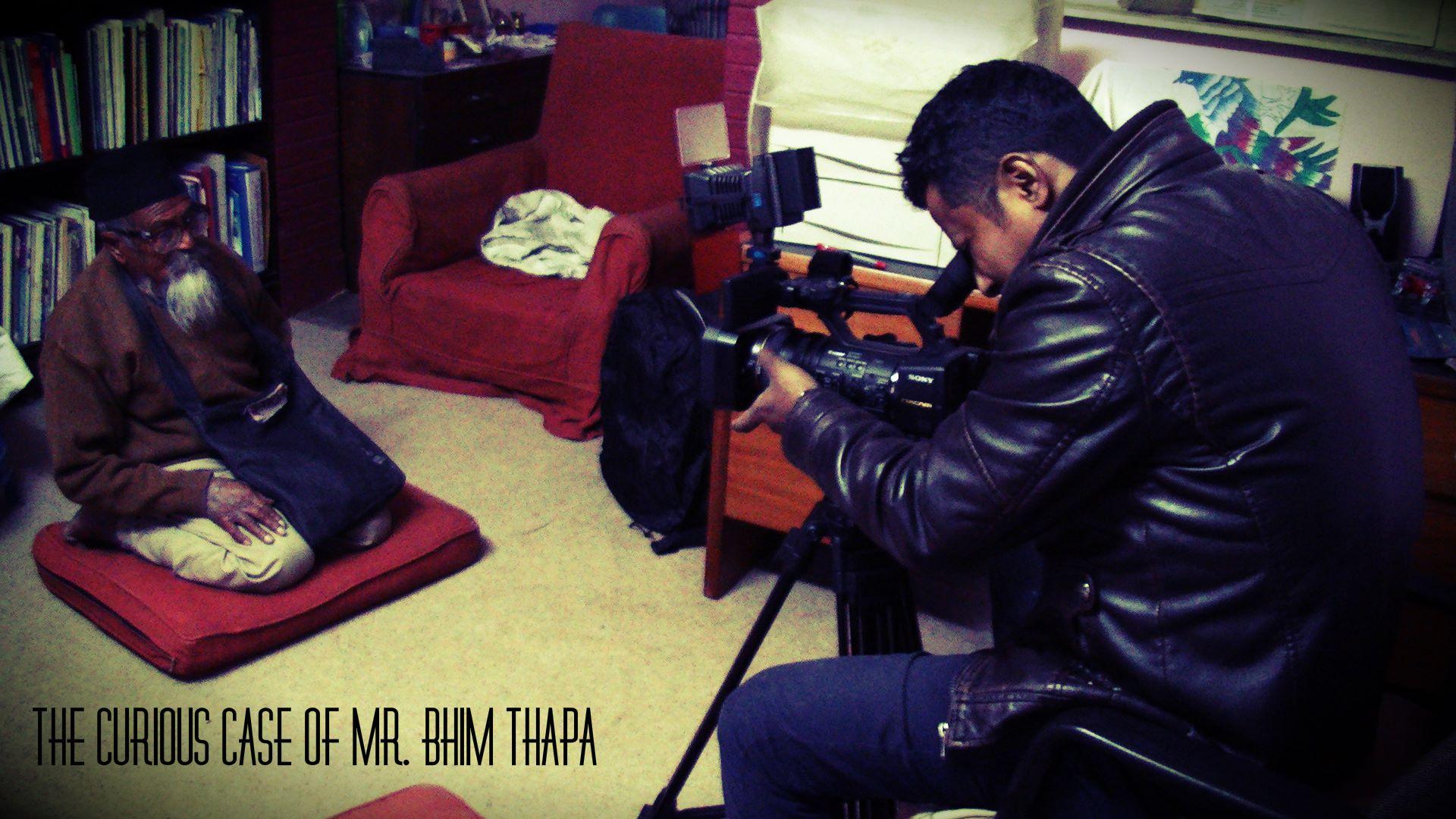 The Curious Case Of Mr. Bhim Thapa Trailer - thecinematimes.com