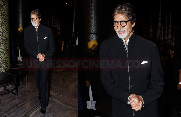 Shahid-Mira-Reception-amitabh-