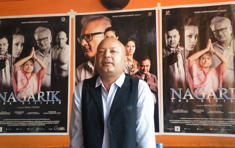 Nepali cinema director Bimal Paudel- thecinematimes.com