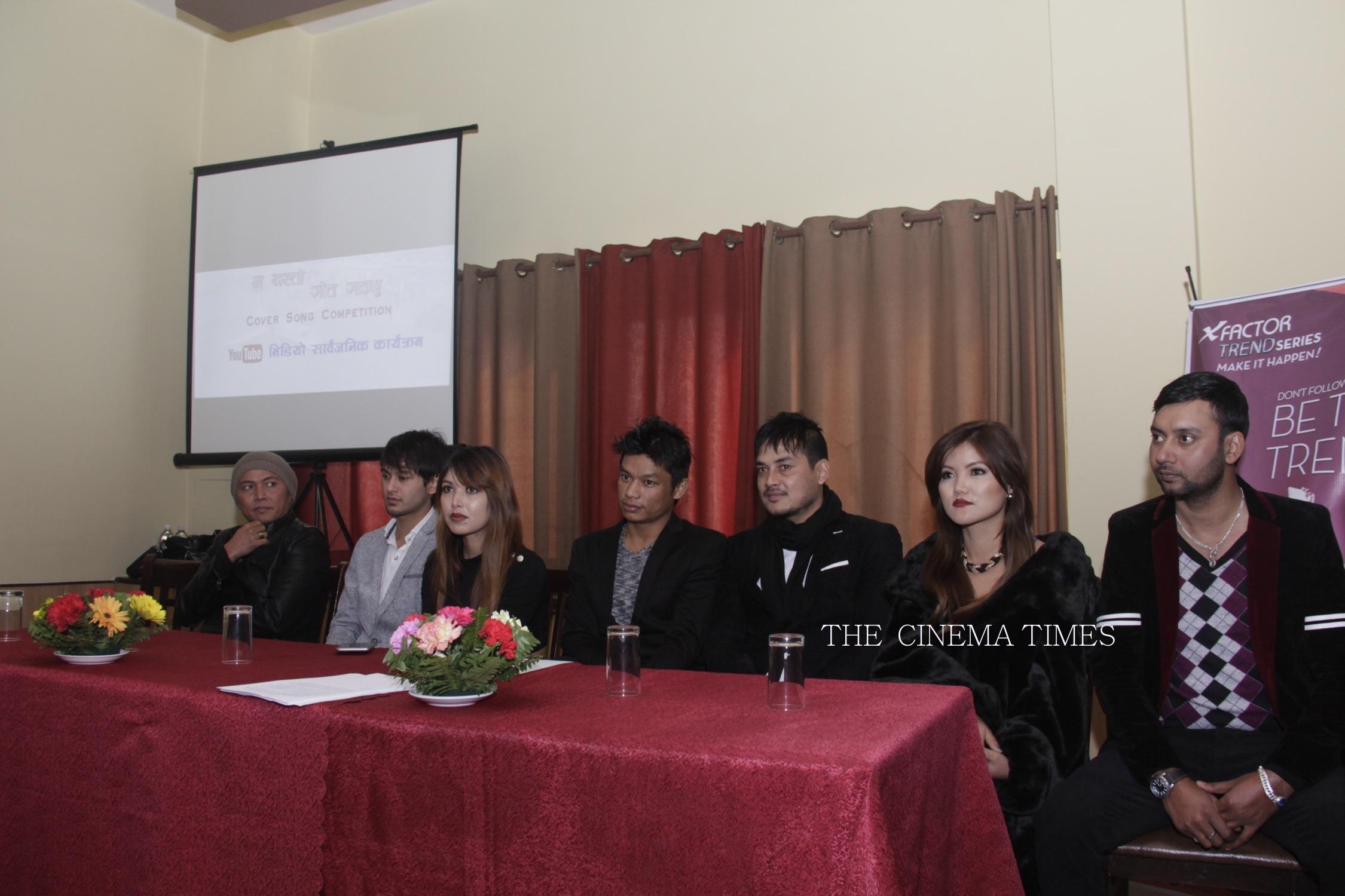 Nepali cinema Prem Geet press meet 3- The Cinema Times