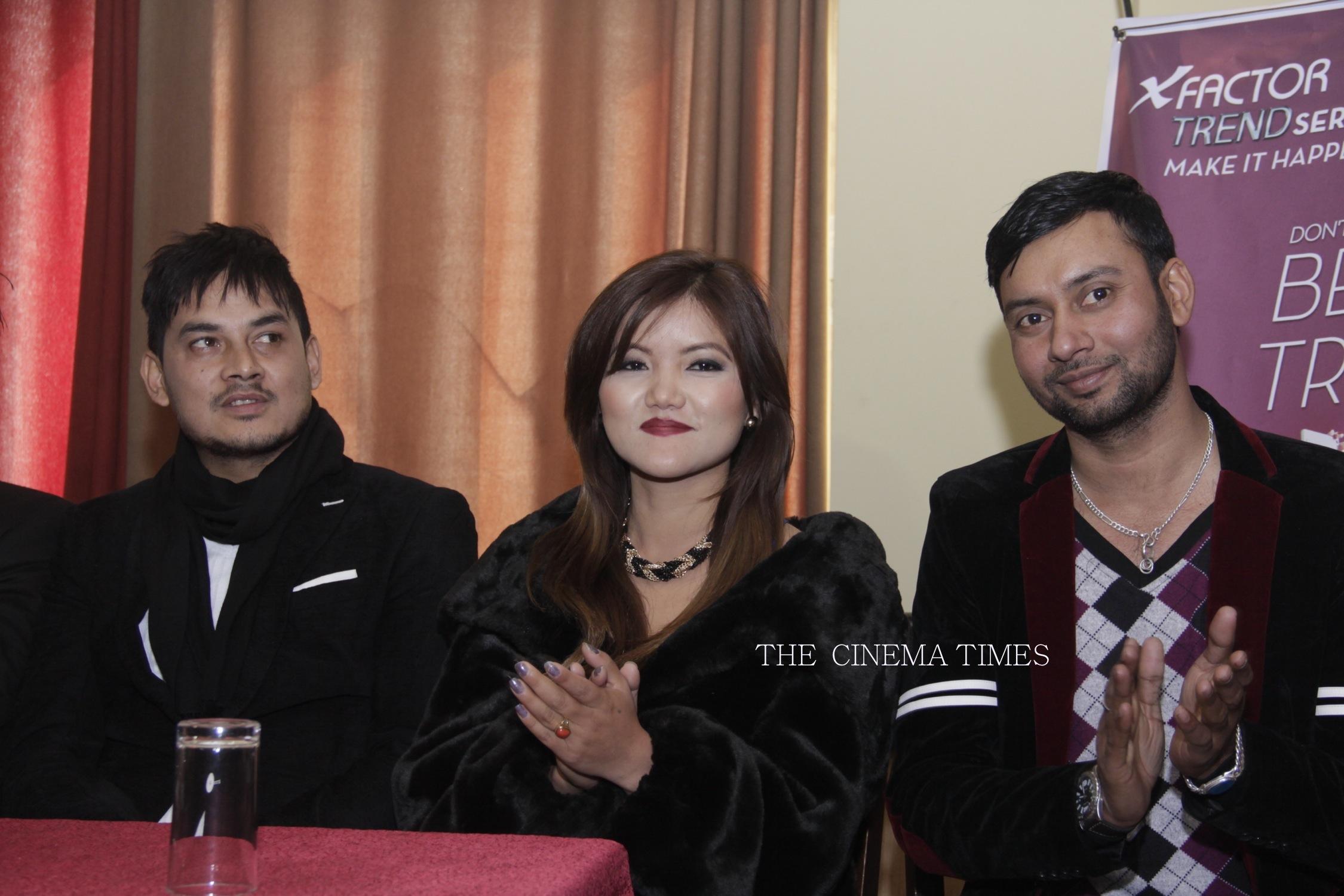 Nepali cinema Prem Geet press meet 4- The Cinema Times