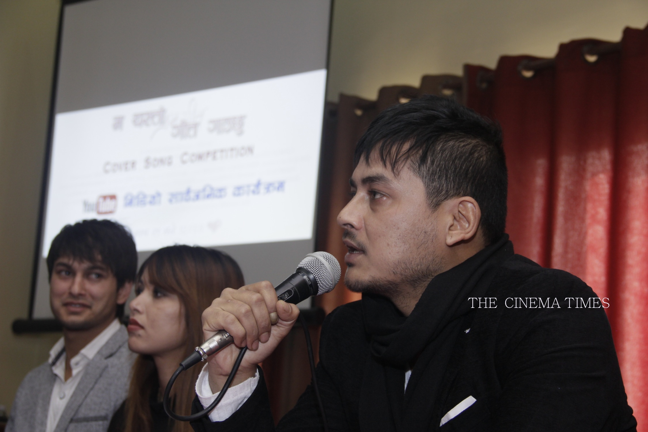 Nepali cinema Prem Geet press meet 5- The Cinema Times