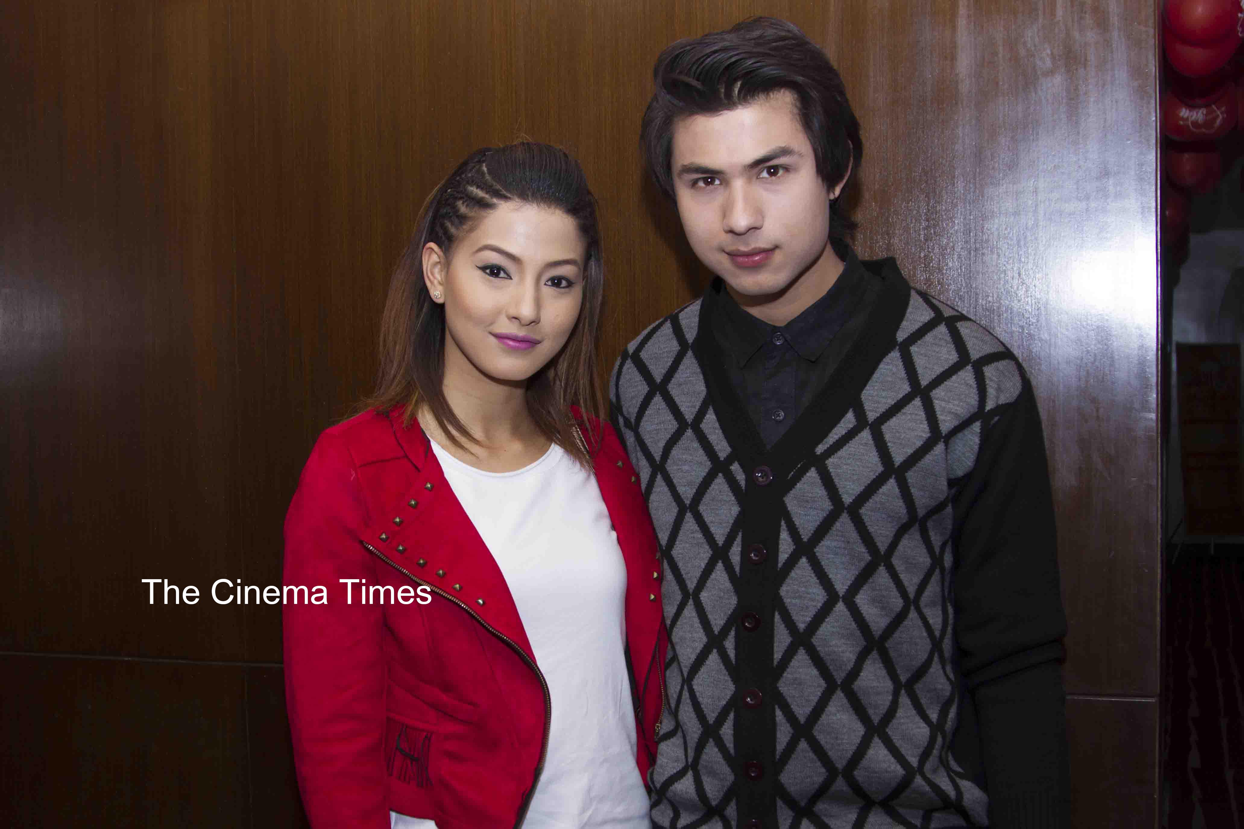 Anmol Kc and Samragyee Shah in Nepali cinema Dreams Bhuwan KC - The Cinema Times